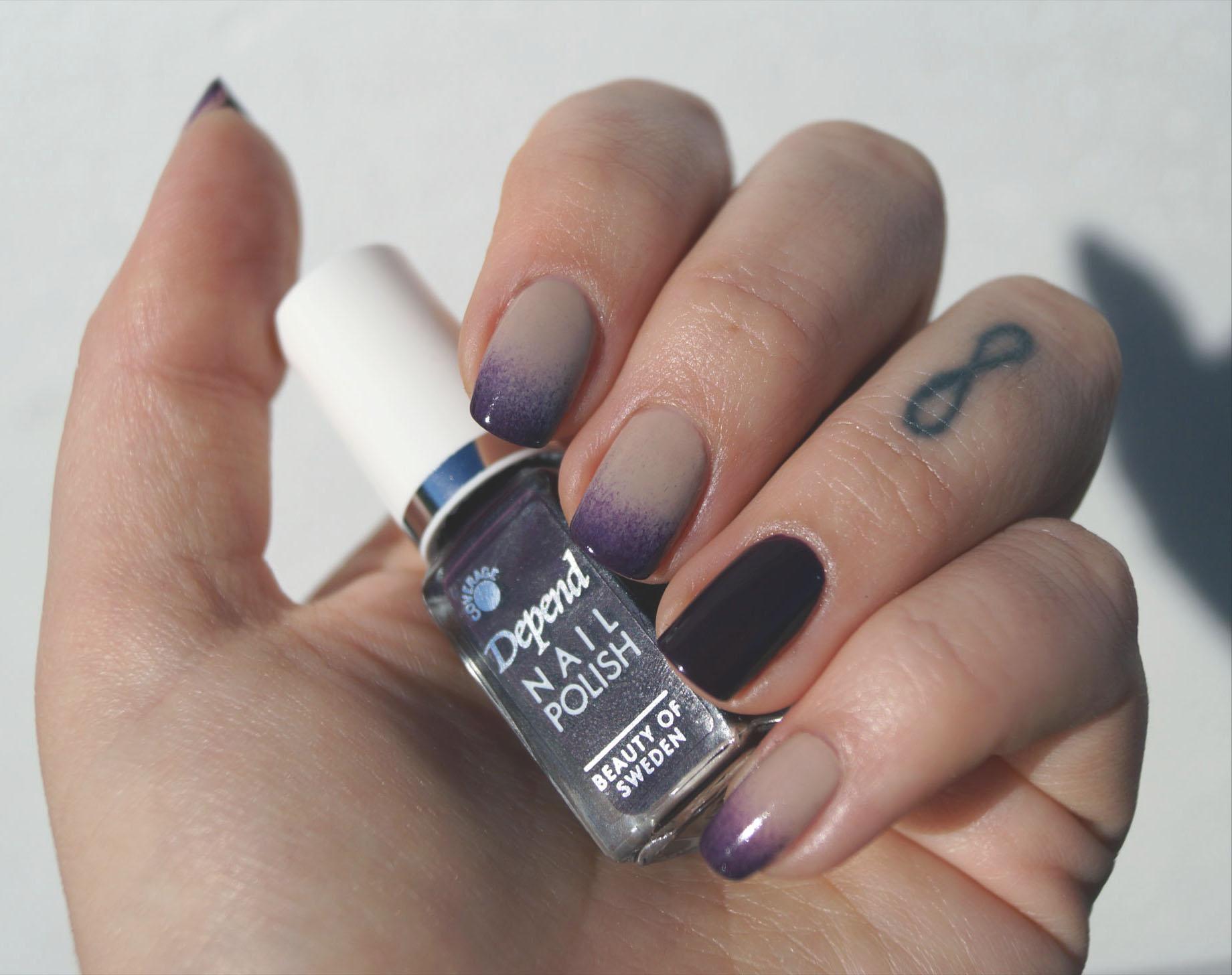 purple-nails